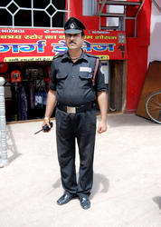 Our Responsibility Towards Security Guard