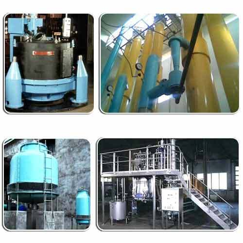 Herbal And Oleoresin Extraction Plants Herbal And Oleo