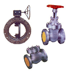 Gate & Check Valves