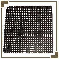 Abstract Pattern Rubber Floor Mats