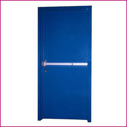 UL Labeled Fire Doors