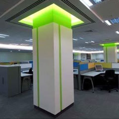 Air Line Office Interior Designing Services  Administrative