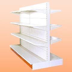 Square Tube Shelves