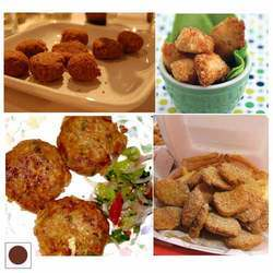 Ready To Eat Chicken Nuggets (Pack of 25)