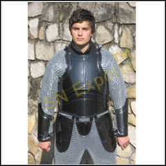 Plate Armour Cuirass Exporter From Dehradun