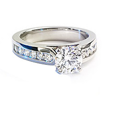 Diamond Ring Diamond Wedding Rings Exporter from New Delhi