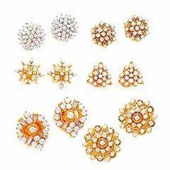 Precious Diamond Earrings