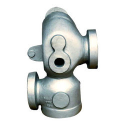 Steam Outlet Valve Castings