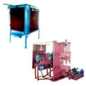 Powder Coating Booth And Spinning Machine