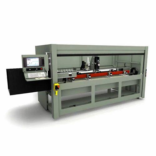 Automatic Industrial CNC Machine
