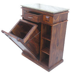 . Wooden Bathroom Cabinet at Best Price in India