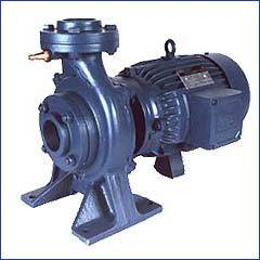 Back Pullout Centrifugal Monoset Pump