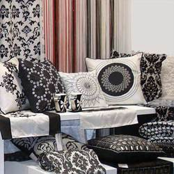 Home Furnishings Embroidered  Suppliers Manufacturers in India