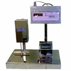 Digital Tube Rigidity Tester
