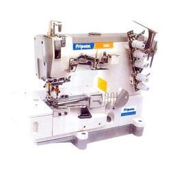 Fitpack Flat Lock Sewing Machines, Automatic Grade: Automatic, Max Sewing Speed: 5000-6000 (stitch/min)