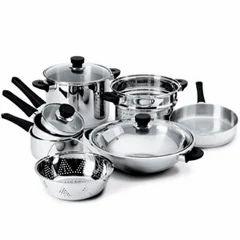 stainless steel utensils - steel kitchenware exporter