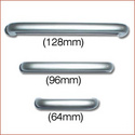 Satin Nickel Cabinet Handle
