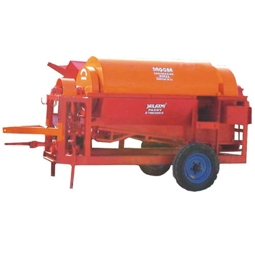 Paddy Thresher - Paddy Thresher Tractor Model Manufacturer ...