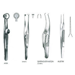 Micro Ophthalmic Instruments - View Specifications & Details of
