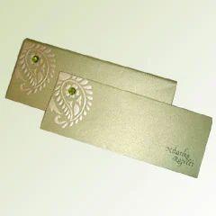 Handmade Wedding Card Classic Creation Mumbai Manufacturer In