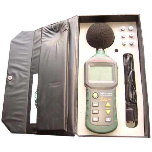 Sound Level Meter - View Specifications & Details of Sound