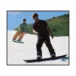 Skiing Slopes