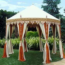 Pavilion Tent & Pavilion Tent Garden Canopy - Sai Tents u0026 Exports New Delhi | ID ...