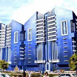 Commercial Buildings & Hospitals