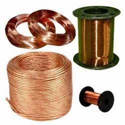 Electrical Wire - Copper Flexible Wires Manufacturer from Bengaluru