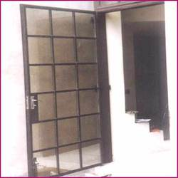 Glazed Steel Doors