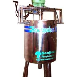 Homogenizer Mixing Tank