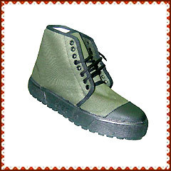 Non Leather Shoes (Jungleboot)