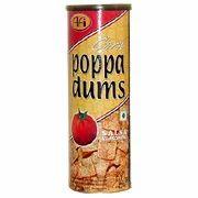 Salsa Corn Poppadums