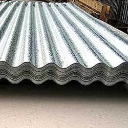Galvanized Corrugated Steel Sheets Steelex India Navi