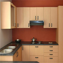 Semi Modular Kitchen Gunika Interior Manufacturer In Kirti Nagar