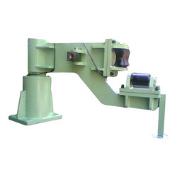 Outboard Bearing Support Machine