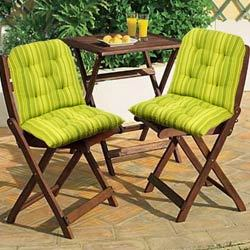 Chair Pads Striped Chair Pad Manufacturer from Karur
