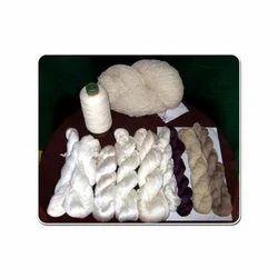 Not specific Plain Silk Noil Yarn, For Making carpet