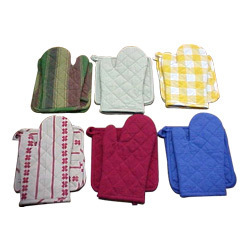 Pot Holder & Mitten Sets