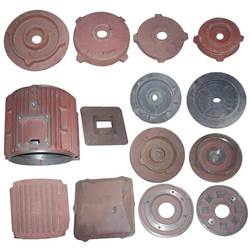 Electric Motor Body Parts