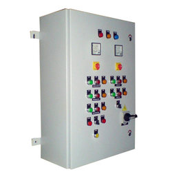 Three Phase RO Plant Panel, Domestic And Industrial