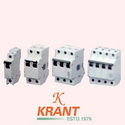 Miniature Circuit Breakers (MCB)