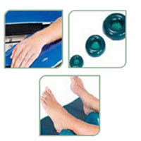 Patient Positioning Silicone Gel Pads