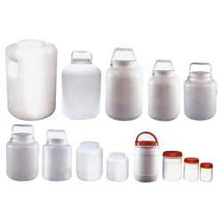 Spice Packaging HDPE Jar