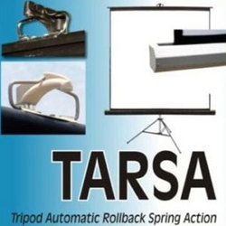 Portable/Folding Tripod Screens (TARSA)