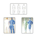 Antistatic Cover All / Jump Suit
