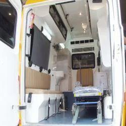 Ambulance Interiors Service