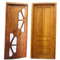 Designer Wood Doors Designer Wooden Doors Doors And Windows  Shri Krishna Wood Craft .