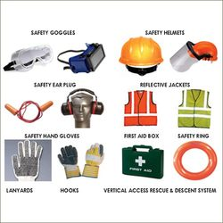 Industrial Safety Equipments Suppliers, Manufacturers & Dealers in ...