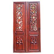 Ordinaire Rosewood Temple Door